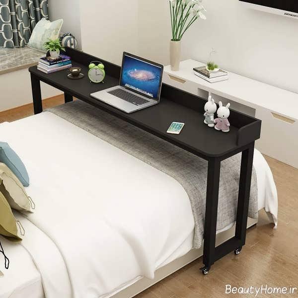 مدل میز کاربردی مخصوص لپ تاپ