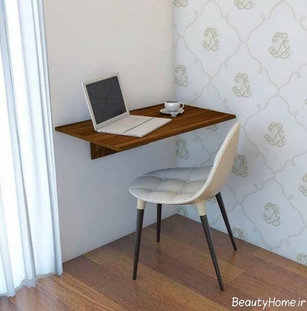 میز ساده مخصوص لپ تاپ