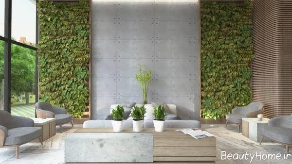 طراحی داخلی نشیمن 2019