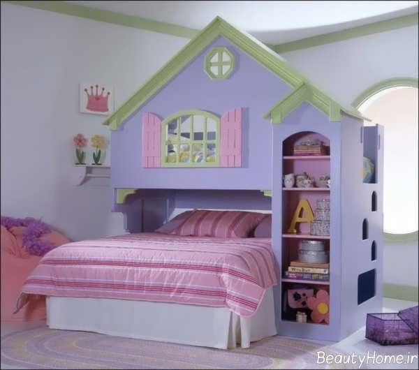 طراحی اتاق خواب دخترانه نوجوان