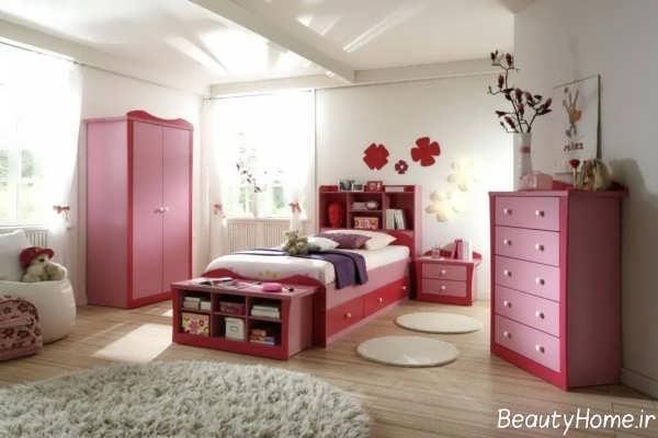 طراحی زیبا و شیک اتاق خواب