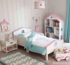 دیزاین داخلی اتاق دخترانه