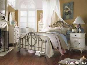 دیزاین زیبا و شیک اتاق خواب دخترانه
