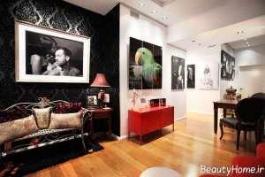 دیزاین داخلی آتلیه عکاسی