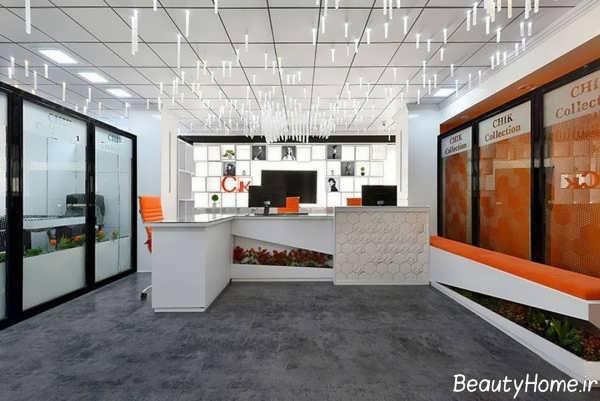 طراحی داخلی آتلیه