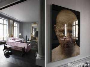 دیزاین داخلی آتلیه عکس