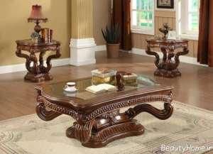 مدل میز عسلی کلاسیک