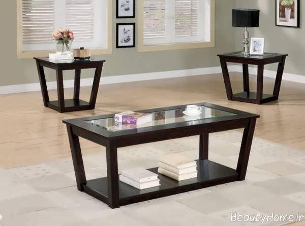 مدل میز جلو مبلی شیک و جذاب