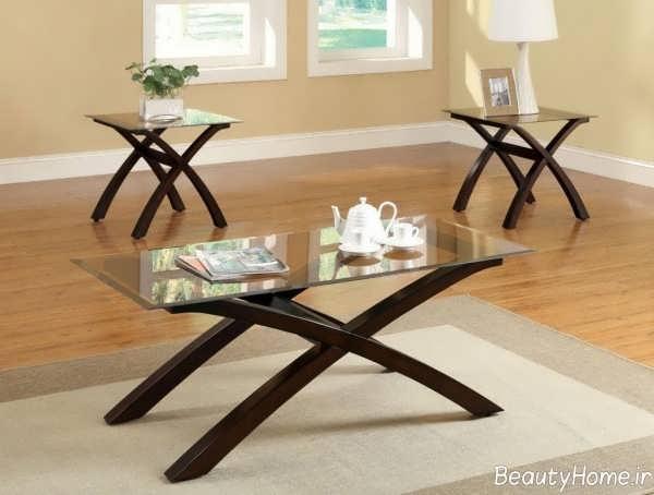 میز عسلی شیک و بی نظیر