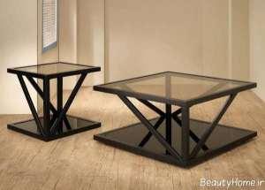 میز عسلی ساده