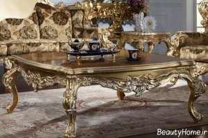 مدل میز شیک و کلاسیک