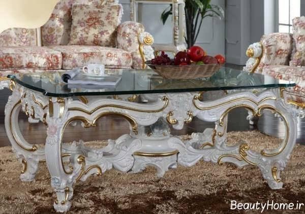 مدل میز سلطنتی