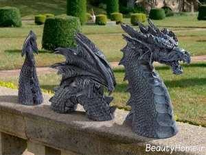 مجسمه اژدها