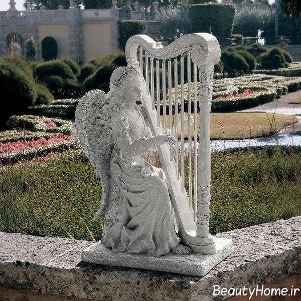 مجسمه زیبای فرشته