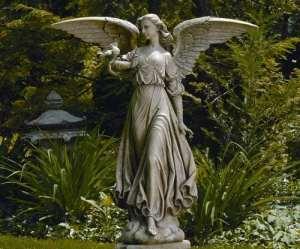 مجسمه سنگ مرمر فرشته