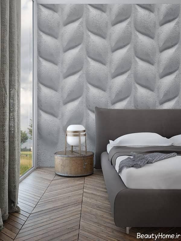 مدل کاغذ دیواری برای اتاق خواب