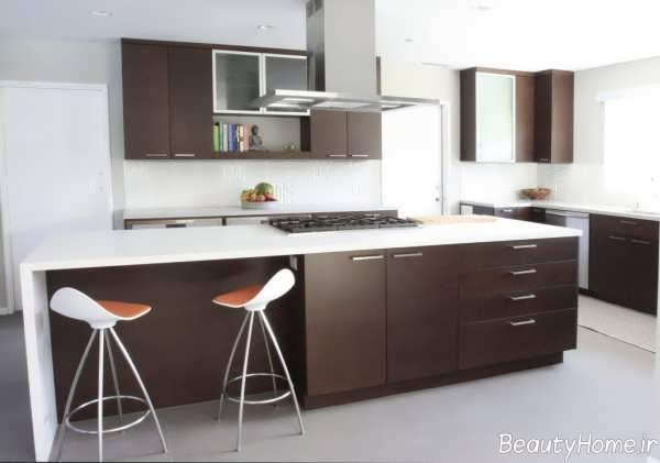 مدل کابینت ساده آشپزخانه
