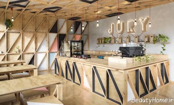 دیزاین داخلی کافی شاپ