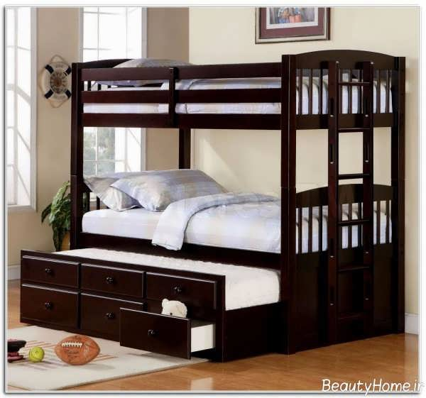 تخت خواب زیبا و جدید