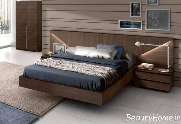 مدل تخت خواب مدرن و شیک