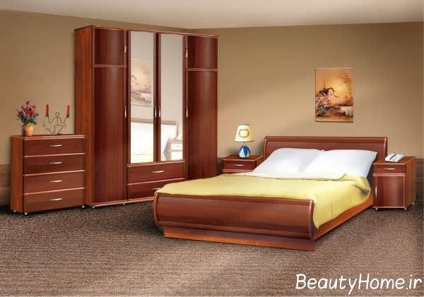 مدل تخت خواب ساده
