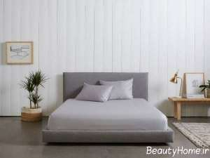 مدل تخت خواب دو نفره مدرن