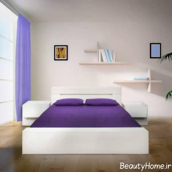 مدل تخت خواب مدرن