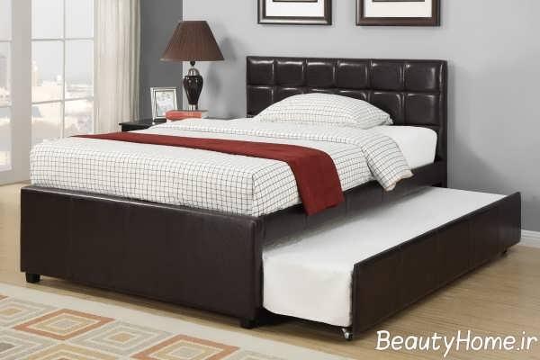 مدل تخت خواب دو نفره زیبا و خاص
