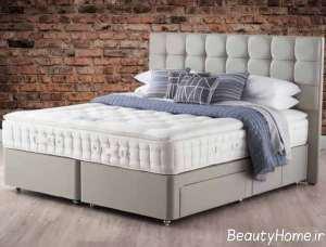تخت خواب شیک و مدرن