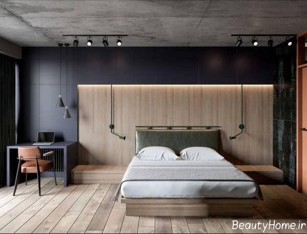 طراحی داخلی اتاق خواب مستر
