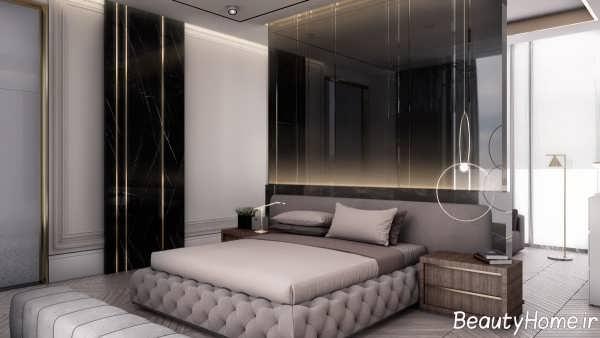 دکوراسیون مدرن اتاق خواب
