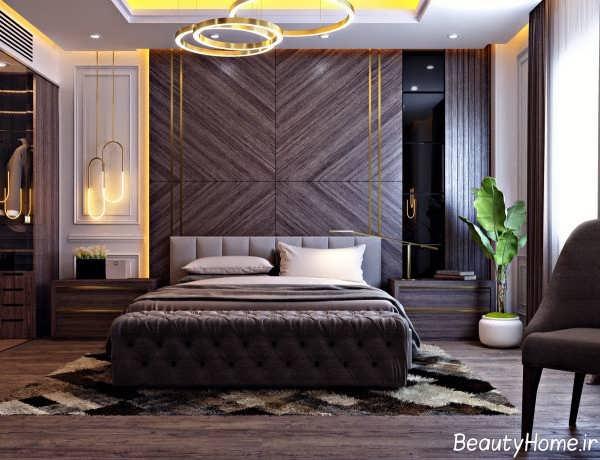 دیزاین اتاق خواب مستر