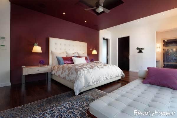 طراحی کاربردی اتاق خواب مستر