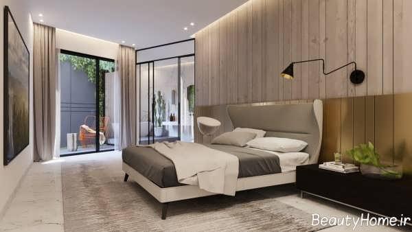 دیزاین داخلی خواب مستر