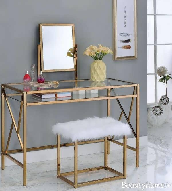 میز ساده آرایش