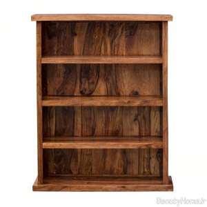قفسه چوبی کتاب