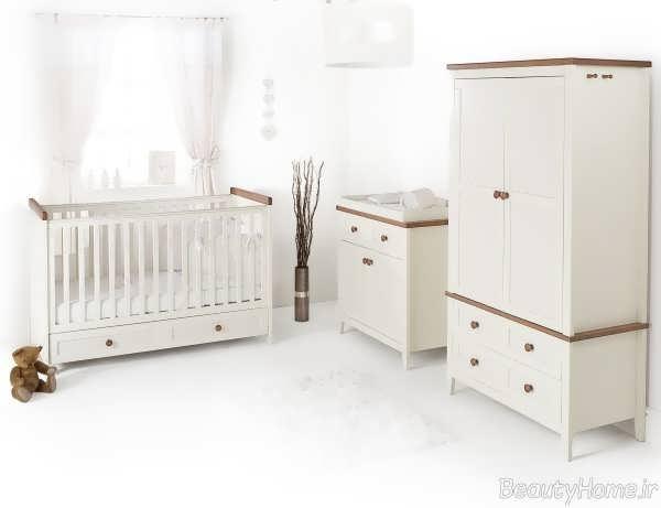 سرویس خواب ساده برای نوزاد