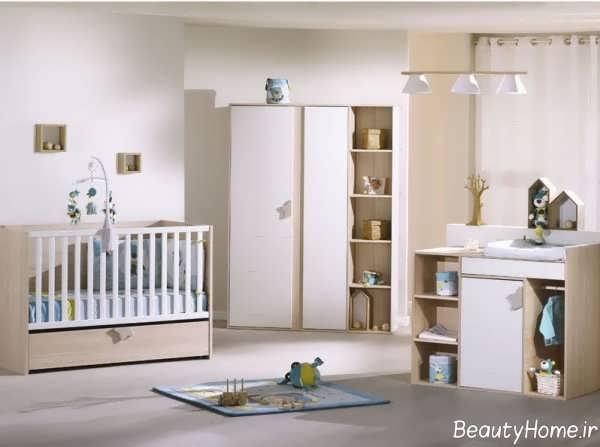 سرویس خواب شیک و نوزادی