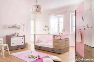 سرویس خواب ام دی اف برای نوزاد