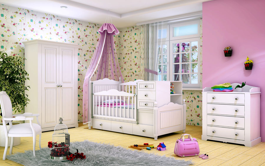 Room Decor For Teen Girls Pink