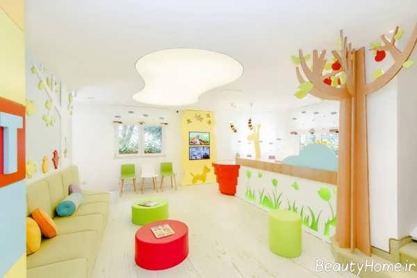 طراحی داخلی مطب پزشک
