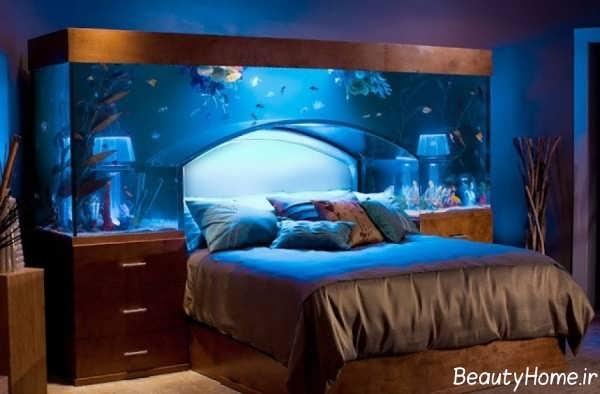 آکواریوم برای اتاق خواب