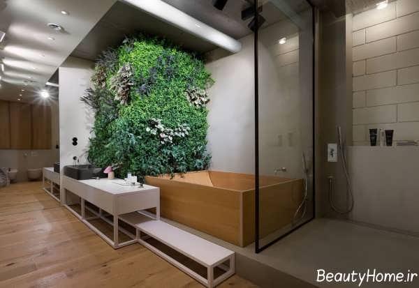 دکوراسیون حمام شیک