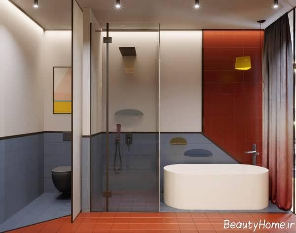 دکوراسیون فانتزی حمام