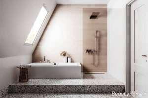 دکوراسیون ساده و مدرن حمام