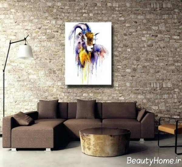 مدل زیبا و شیک تابلو دیواری
