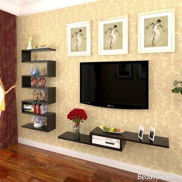 قفسه دیواری زیبا و شیک