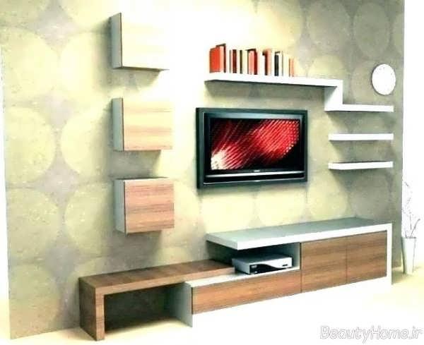 باکس دیواری تلویزیون