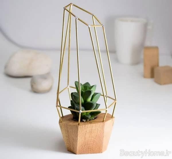 مدل گلدان ساده