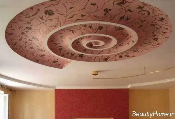 کاغذ دیواری سقفی